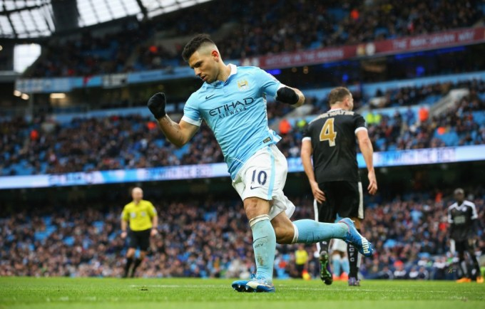 Manchester City v Leicester City - Premier League