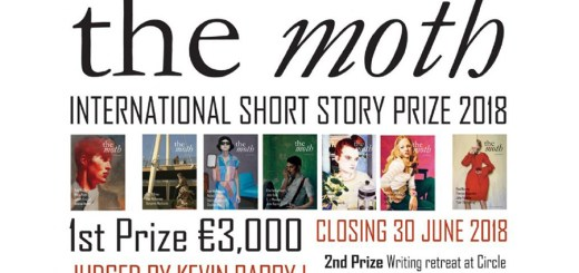The Moth International Short Story Prize 2018