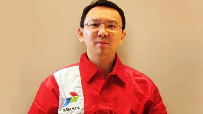 Komisaris Utama Pt Pertamina Basuki Tjahaja Purnama alias Ahok