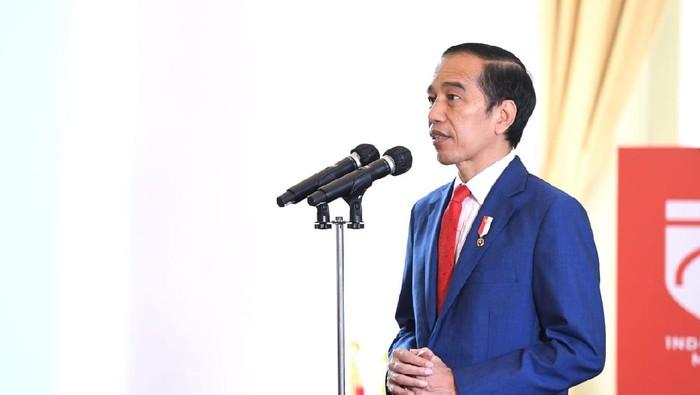 Presiden Joko Widodo (Jokowi)/Foto: Biro Pers Sekretariat Presiden/Detik.com