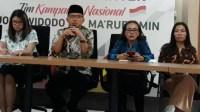 Eks Direktur Relawan Tim Kampanye Nasional Jokowi-Ma'ruf, Maman Imanulhaq