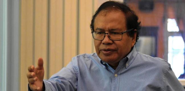 6 Jurus Rizal Ramli Agar Bangsa Terbebas Dari Krisis Akibat Corona