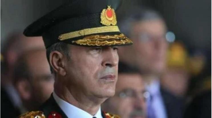 VIVA Militer: Menteri Pertahanan Turki, Jenderal Hulusi Akar (Foto: Viva.co.id)