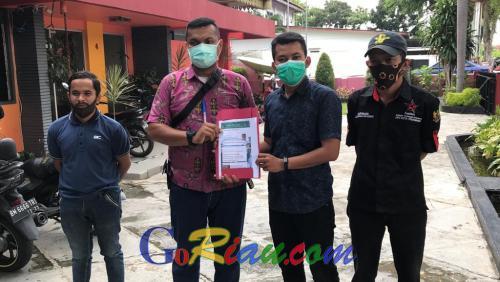 Mantan Wakil Bupati Kampar Tuduh Arteria PDIP Cucu PKI, Laporan Repdem Ditolak Polisi