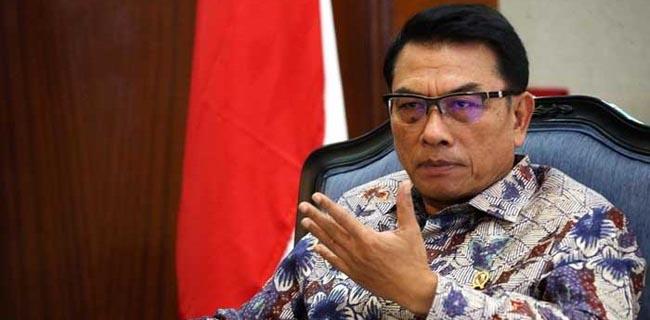 Moeldoko: UU Cipta Kerja Jadi Tanda Indonesia Punya Daya Saing