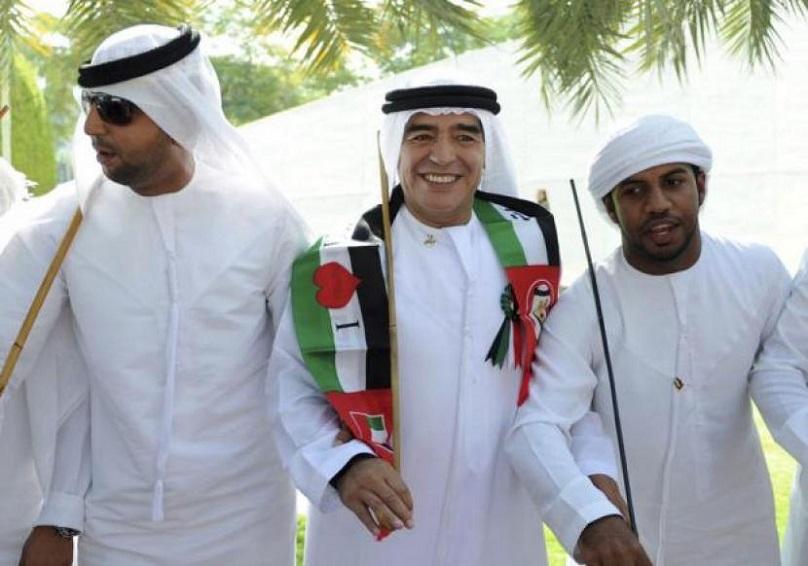 Beda Messi, Maradona Dukung Palestina Secara Terbuka