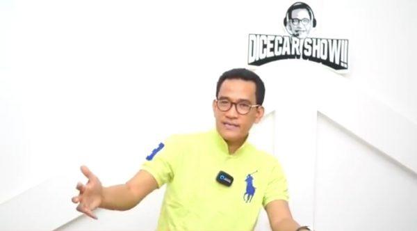 Refly Harun: Jokowi Dianggap Presidennya Kelompok Cebong, Gawat Sekali Bangsa Kita Ini