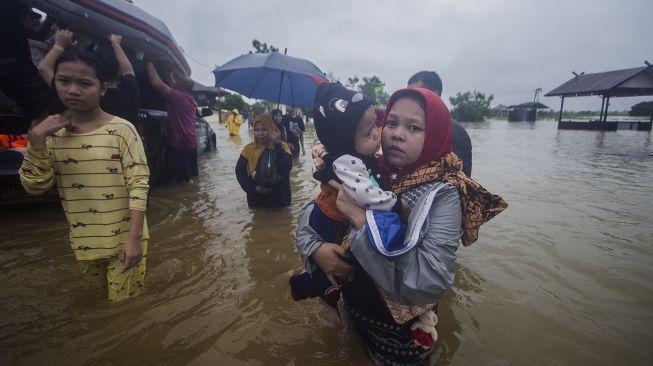Lembaga Antariksa: Banjir Kalsel Dipicu Menipisnya Hutan