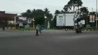 Viral Video Polantas Diserang Pemotor di Babel, Begini Ceritanya