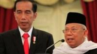 Wempy Hadir: Jokowi Rugi Sendiri Jika Tidak Perankan Wapres Maruf Amin