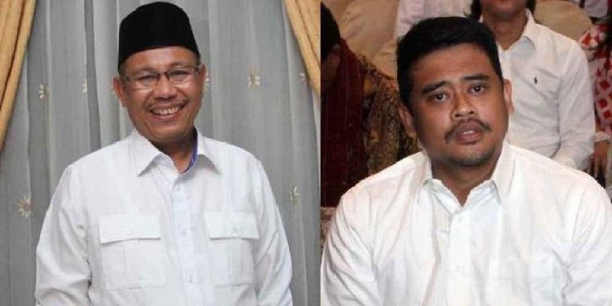 Gugatan Hasil Pilkada Medan Yang Diajukan Lawan Menantu Jokowi Diregistrasi MK