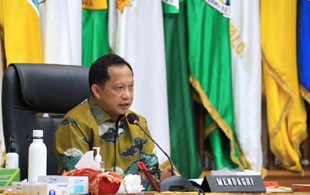 Mendagri Terbitkan Instruksi untuk 7 Provinsi Terkait Perpanjangan PPKM
