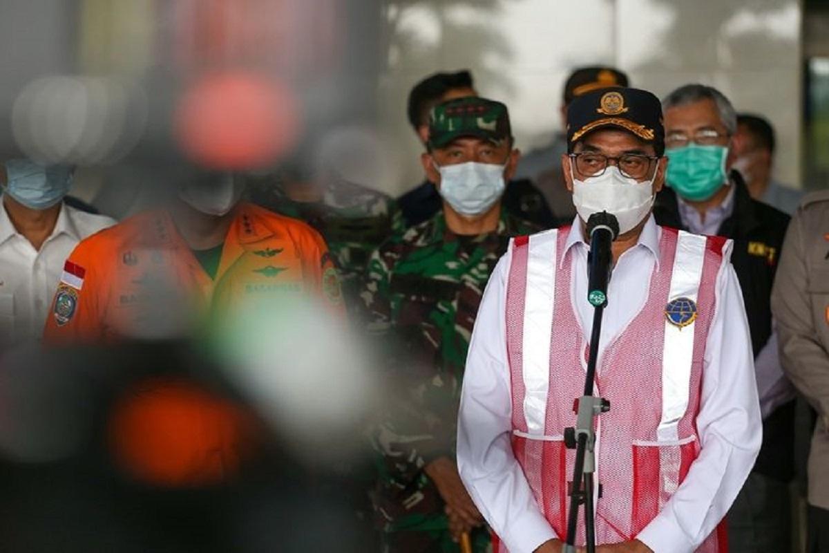 Menhub Berharap CVR Pesawat Sriwijaya Air SJ 182 Segera Ditemukan