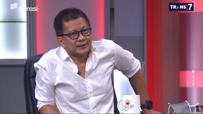 Rocky Gerung Sebut 'Pak Lurah' Tak Bisa Atasi Kekacauan, Sindir Jokowi?