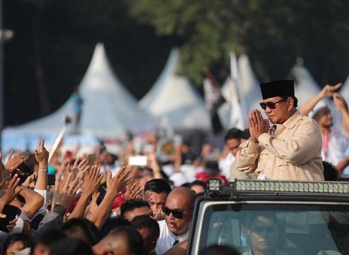 Prabowo Diminta Nyapres Lagi, Gerindra Pastikan Tidak Gelar Konvensi