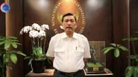 Menko Luhut Minta GP Ansor Jatim Bantu Kampanye Protokol Kesehatan