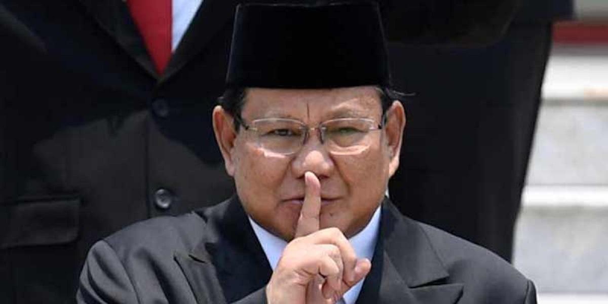 Prabowo Memilih Diam, Adi Prayitno: Ini Fenomena Akhlak Berkoalisi