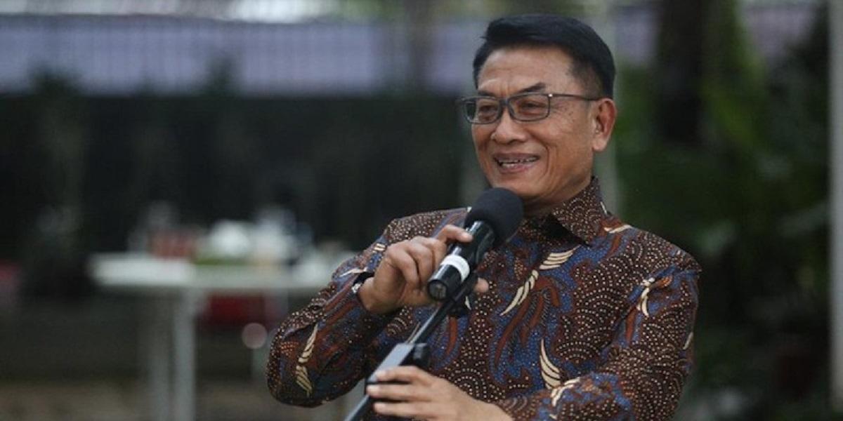 Relawan Jokowi: Moeldoko Jangan Gaduh, Fokus Tangani Corona Bukan Malah Urus Demokrat