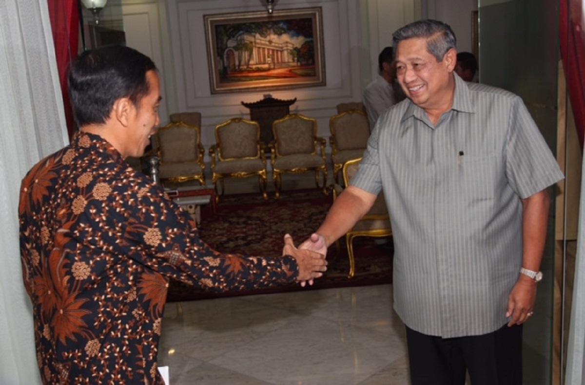 Lagi Hangat SBY & JK Sindir Jokowi, Marzuki Alie Malah Bongkar Rahasia Keduanya Era Megawati