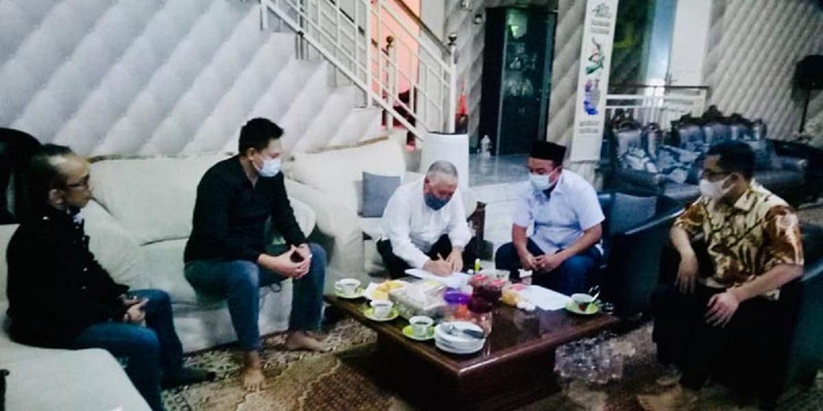 Dapat Bantuan Hukum Dari PP Muhammadiyah, Din Syamsuddin: Saya Merasa Terharu
