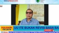 Achmad Baidowi: Jangan Dianggap Orang Terjerat UU ITE Itu Seolah-olah Jadi Korban