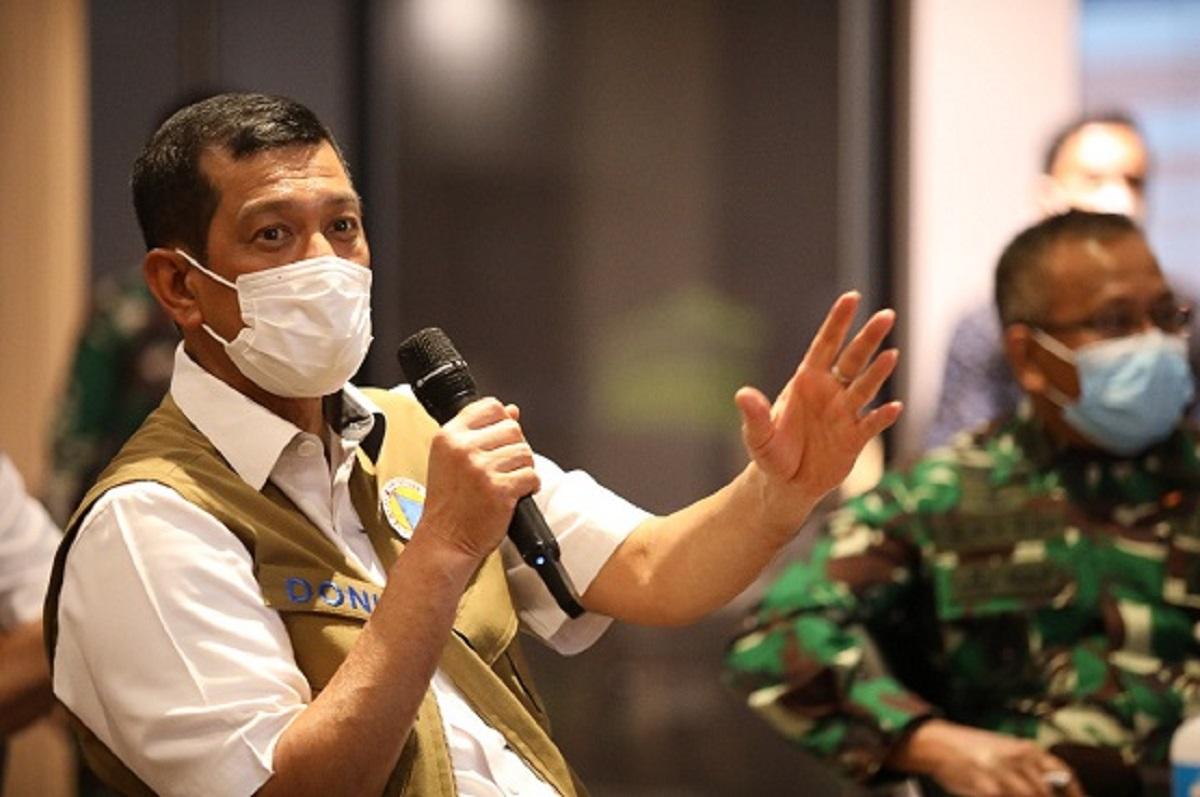Setahun Berperang Lawan Covid-19, Doni Monardo Beber Tantangan Terbesar