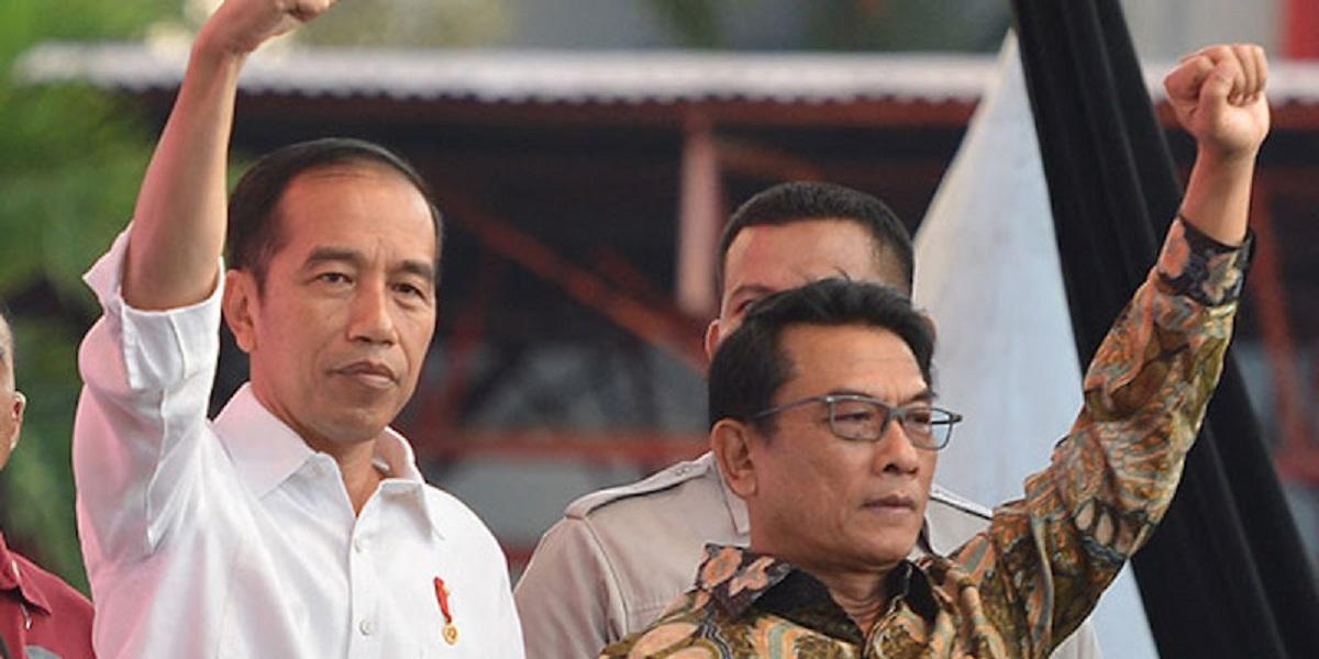 Prihatin Dengan Pendongkelan Partai Demokrat, PP GPI Dorong Jokowi Pecat Moeldoko Dari KSP