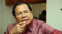 Koruptor Didominasi Kepala Daerah dan Legislator, Rizal Ramli: Akibat Demokrasi Kriminal