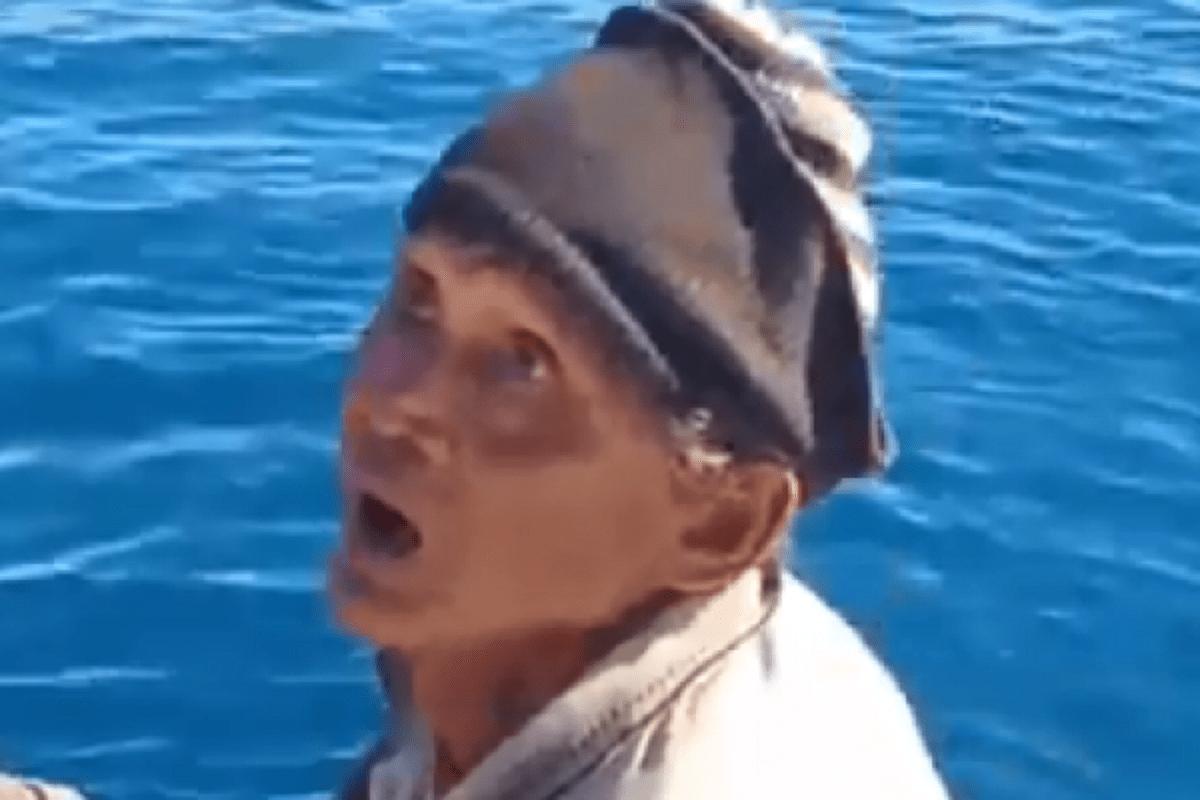 Kisah Kakek Hamade Terapung di Lautan Sepekan: Saya Jadi Dekat Tuhan