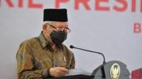 Tak Dilibatkan Susun Perpres, Ma'ruf Amin Kaget Ada Aturan Investasi Miras