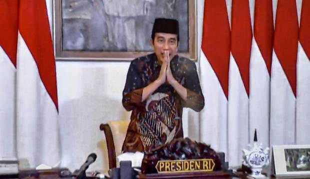 Sebenarnya Jokowi Sudah Habis