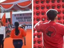 Viral Pria Parodikan Aksi Puan Maharani Joget saat Kampanye, 'Kepakkan Sayapmu'
