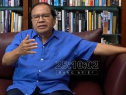 Sebut Jokowi Layak Dipolisikan, Pengamat: Kenapa Rizal Ramli Tak Melaporkan Sendiri?