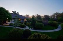 Japan Garden at Dusk