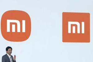 샤오 미의 새로운 로고, 정사각형에서 원형까지의 테두리 만 … 디자인 가격은 3 억?!