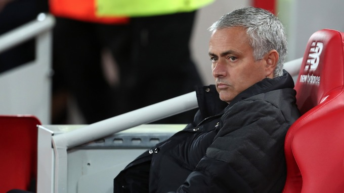Image result for FA asks Jose Mourinho to explain Anthony Taylor comments – report