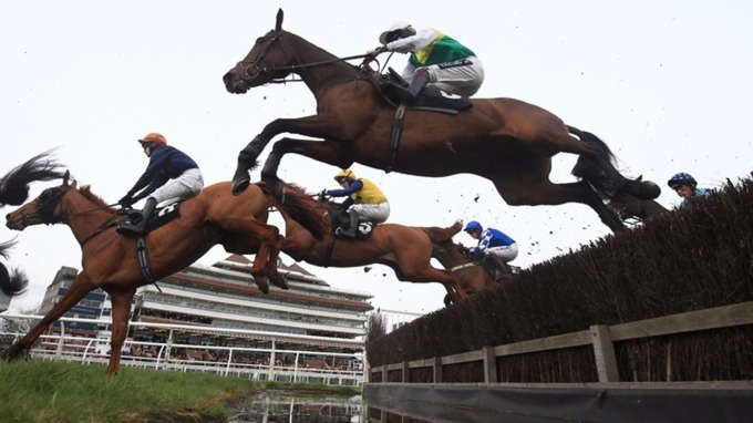 Image result for newbury jumping