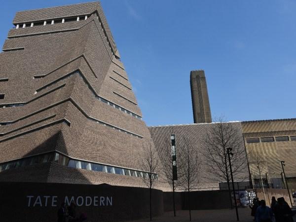 Tate Modern' Extension Named Blavatnik Building