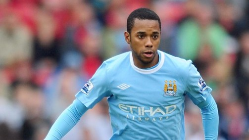 Image result for Robinho in man city