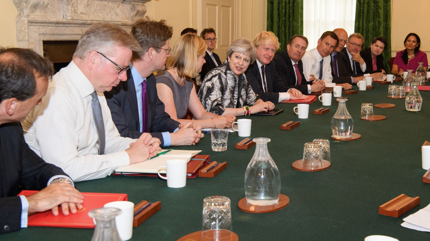 Theresa May to reshuffle Cabinet with half a dozen senior ministers facing the axe or a move