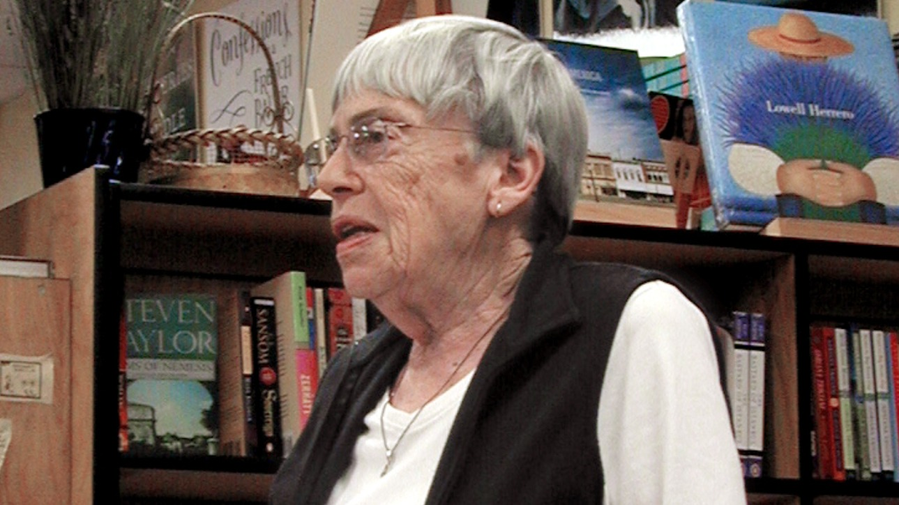 Ursula K Le Guin. Science fiction and fantasy writer. dies at 88 - ITV News
