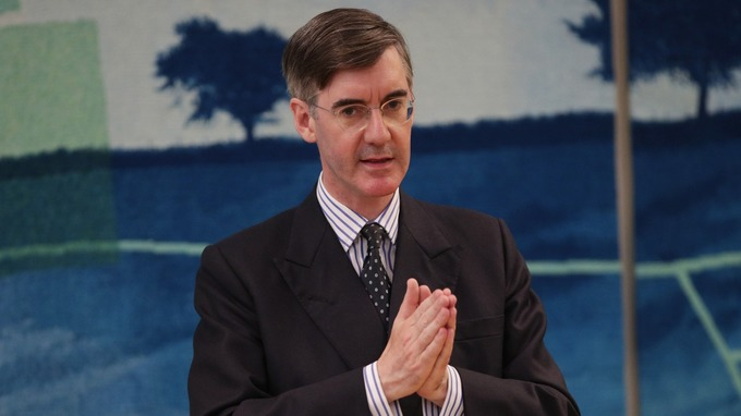 Leading Tory Brexiteer Jacob Rees-Mogg has accused the Treasury of fiddling figures.