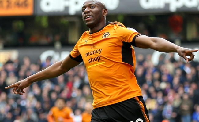 Wolves Set To Sign Benik Afobe From Bournemouth Itv News