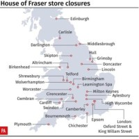 House of Fraser to close stores and slash 6,000 jobs - ITV ...