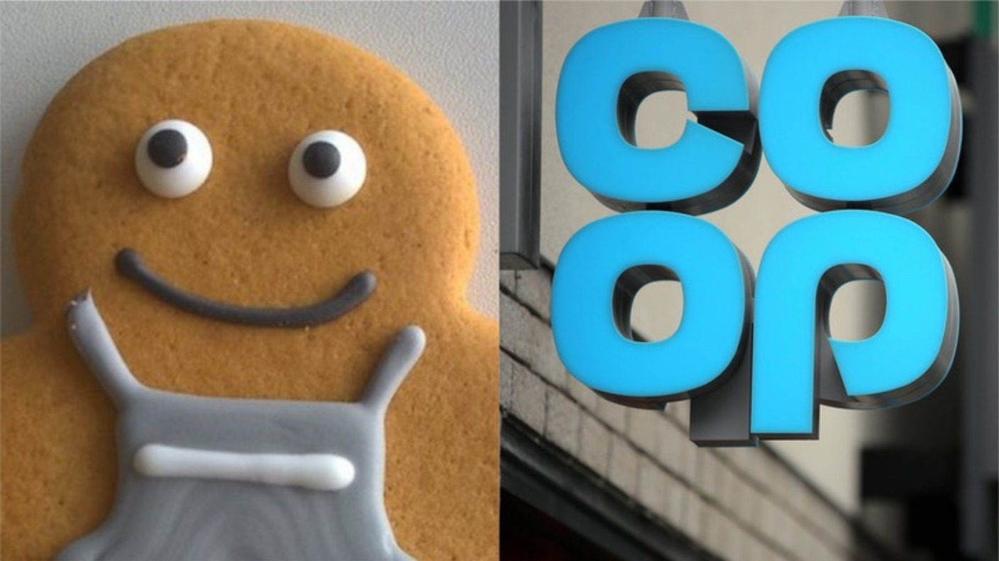Co Op Asks For Help Naming Gender Neutral Gingerbread