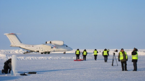 Surviving -30 degrees on Barneo, the North Pole's floating ...