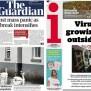 Coronavirus Warnings Lead Thursday S Headlines Itv News