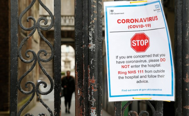 Uk Coronavirus Death Toll Jumps To 422 After Biggest Daily