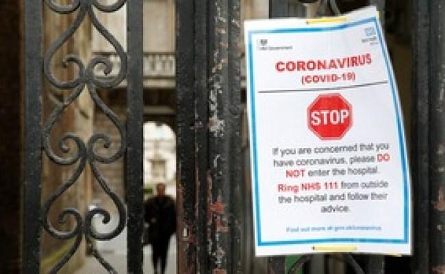 Coronavirus Uk Death Toll Rises To 465 Itv News