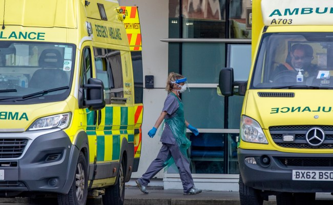 Coronavirus Uk Death Toll Jumps By More Than 100 To 578